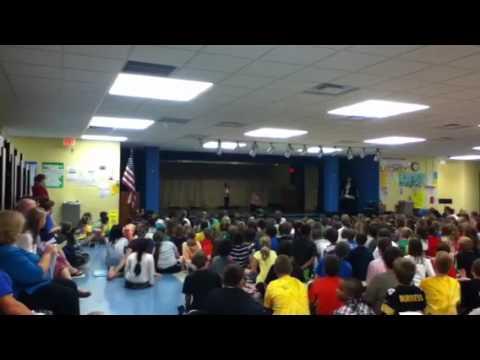 Minetto Elementary School Talent Show 2012