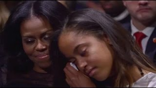 BREAKING! MALIA OBAMA EXPELLED FROM HARVARD!