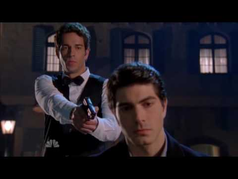 "Chuck & Sarah - ""Chuck kills Shaw, and saves Sarah."""