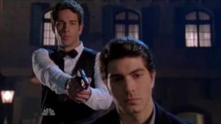 Chuck  Sarah - Chuck kills Shaw and saves Sarah