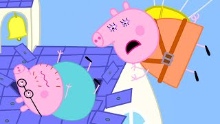 Peppa Pig Official Channel | Mummy Pig to the Rescue | Parachute Jump Episode