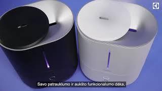 Oro Drėkintuvas ELECTROLUX TOPLINE