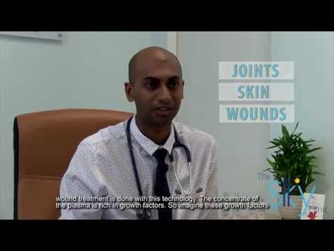 Platelet Rich Plasma Therapy for Skin and Joint by The KL Sky Clinic, Kuala Lumpur