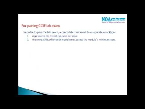 CCIE Routing & switching version 5 - introduction