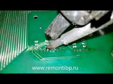 Компонентный ремонт ИБП UPS Eaton Powerware 9130 5000T 6000T.