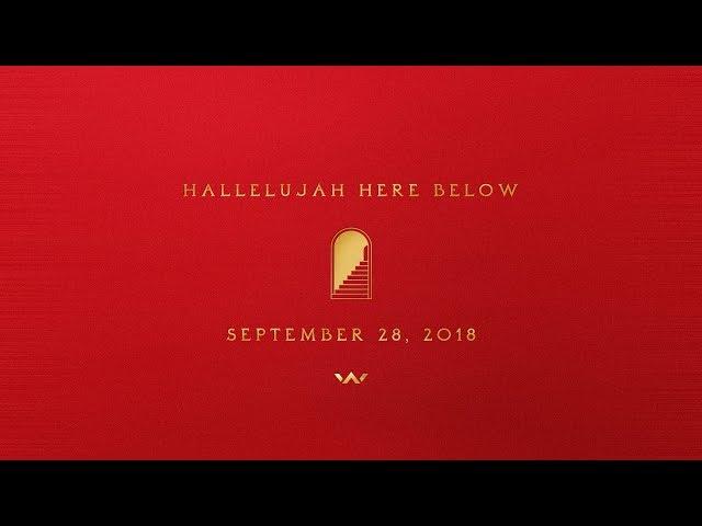 Hallelujah Here Below | Album Teaser | Elevation Worship