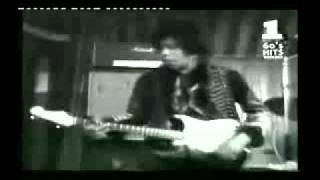 Jimi Hendrix Purple Haze Live Beat Club Performance 1967