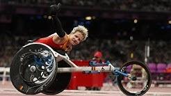 Athletics - Women's 100m - T52 Final - London 2012 Paralympic Games