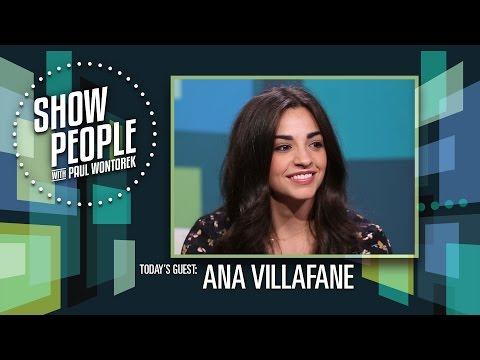 Show People with Paul Wontorek: Ana Villafane of ON YOUR FEET!