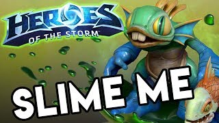 Heroes of the Storm (HotS) | TENTACLE TOUCHING | Murky Gameplay ft. Sinvicta