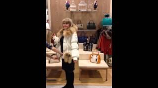 Зимние женские куртки