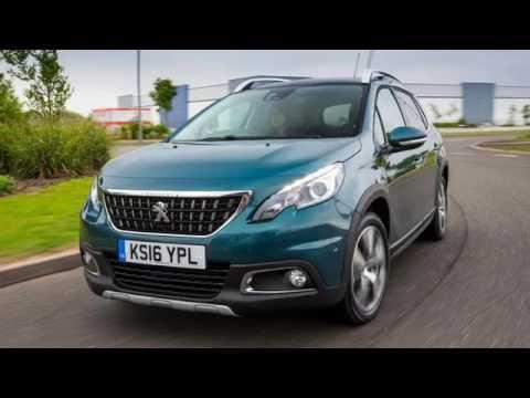 New Peugeot 2008 Allure 2017 - YouTube