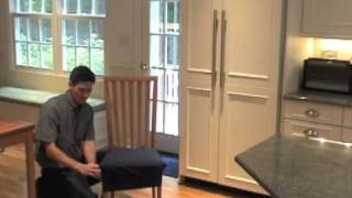 How to Cover a Small Dining Chair with a SmartSeat Chair Protector