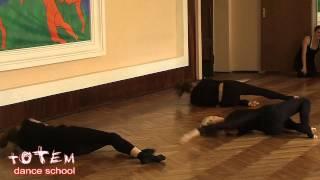 Открытый урок TDS - 08/06/2013 - contemporary dance Irina Plotnikova