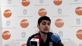 Video Sergi Quintela Previa al Melilla Baloncesto
