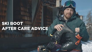 Ski Boot After Care Advice | Ellis Brigham Mountain Sports