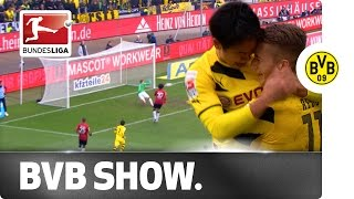Video Gol Pertandingan Hannover 96 vs Borussia Dortmund