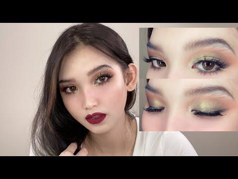 Easy Smokey Eye For Asian Girls | Hướng Dẫn Đánh Mắt Khói Cực Dễ Cho Nàng Châu Á