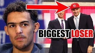 The Biggest LOSER In The NBA Draft