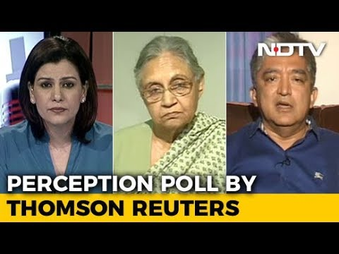 'India Most Dangerous For Women': Thomson Reuters ...
