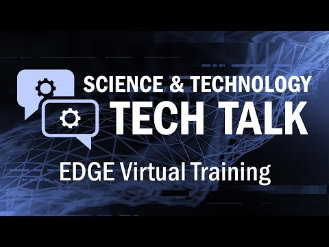 Facebook Tech Talk: EDGE Virtual Training