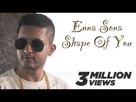 Enna Sona X Shape Of You - The Brown Boy Mashup | Knox Artiste | Cover / Remix