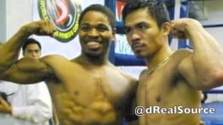 Shawn Porter talks about sparring sessions with Manny Pacquiao