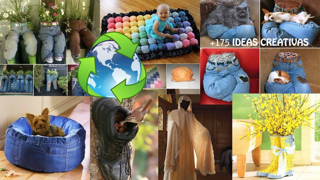 reciclado de ropa ideas creativas upcycling clothes creatives ideas youtube. Black Bedroom Furniture Sets. Home Design Ideas