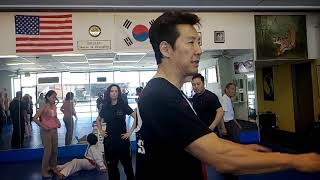 Self Defense Seminar - Master Phil Rhee Part 4