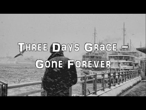 Three Days Grace - Gone Forever [Acoustic Cover.Lyrics.Karaoke]