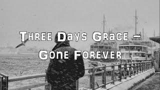Three Days Grace - Gone Forever [Acoustic Cover.Lyrics.Karaoke]