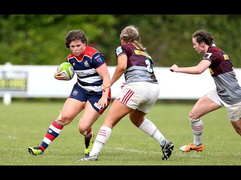 Video: Bristol Ladies 42-3 Aylesford Bulls Ladies