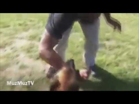 Tthe attack on the bare hand Атака на голую руку