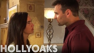 Hollyoaks: Russ and Mercedes Over Already?