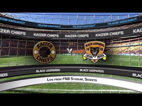 2018 Telkom Knockout | Kaizer Chiefs vs Black Leopards