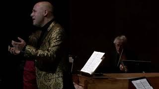 Stille amare Mathieu Salama & gruppo strumentale La Réjouissance Recitativo, Accompagnato & Aria