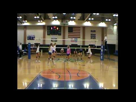 SWIC Volleyball Vs John A. Logan; 26 Sep 2018 / Pt 1 of 2