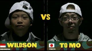 B-boy Tomo(37yo) vs Wildson(13yo) **Father & Son Battle?** Red Bull BC ONE 2012 Asia Qualifier