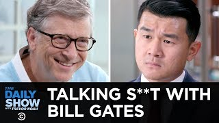 Bill Gates Wants t๐ Reinvent the Toilet | The Daily Show