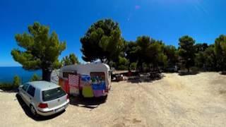 Camping Rais Gerbi a Finale di Pollina (PA),  Sicilia - Video 360