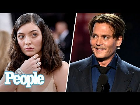 Lorde Apologizes For Taylor Swift Comment, Johnny Depp's Newly Revealed Emails | People NOW | People