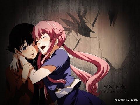 Here With You - Mirai Nikki