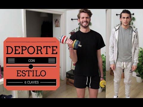 6 claves para hacer deporte con estilo I ARTURO GIL Y ADRIÁN HUERTA
