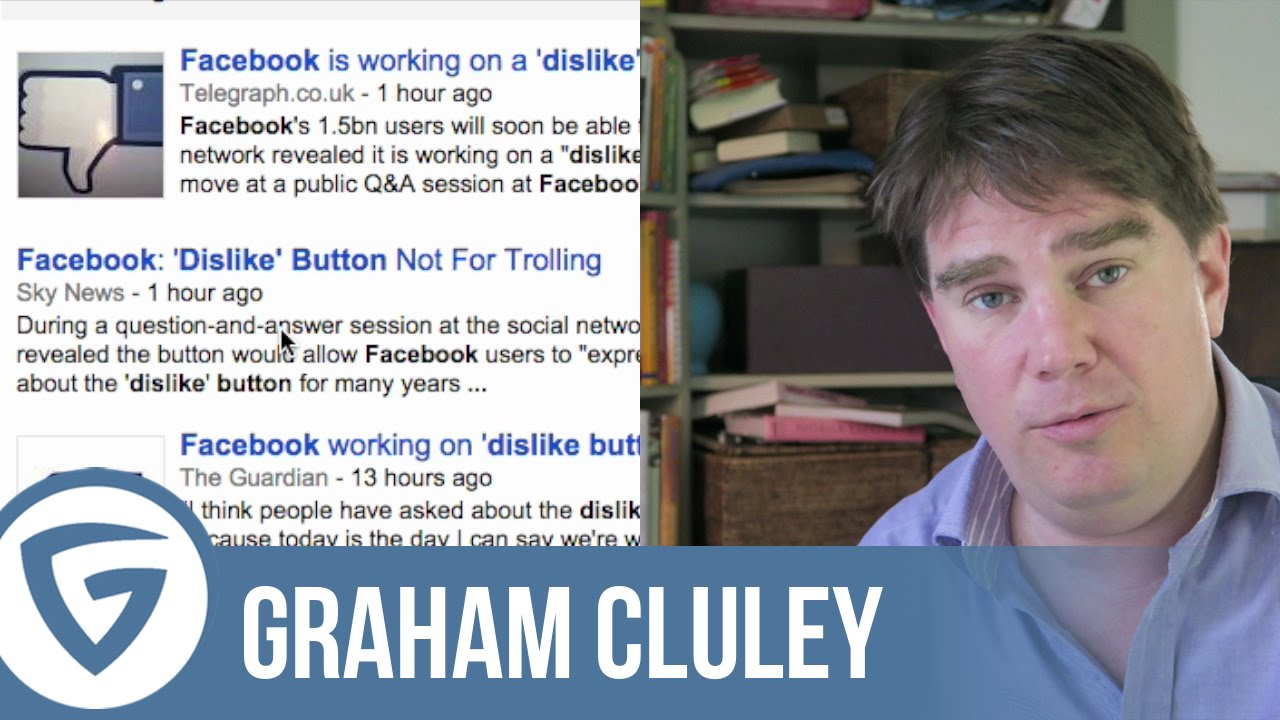 Download No, you're not getting a Facebook Dislike button   Graham Cluley