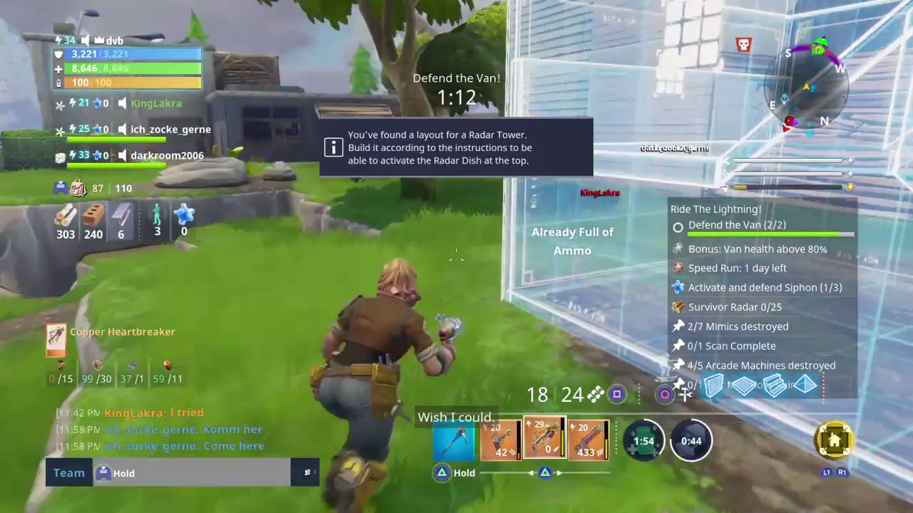 Save The World Vbuck Missions | Fortnite Generator Without ...