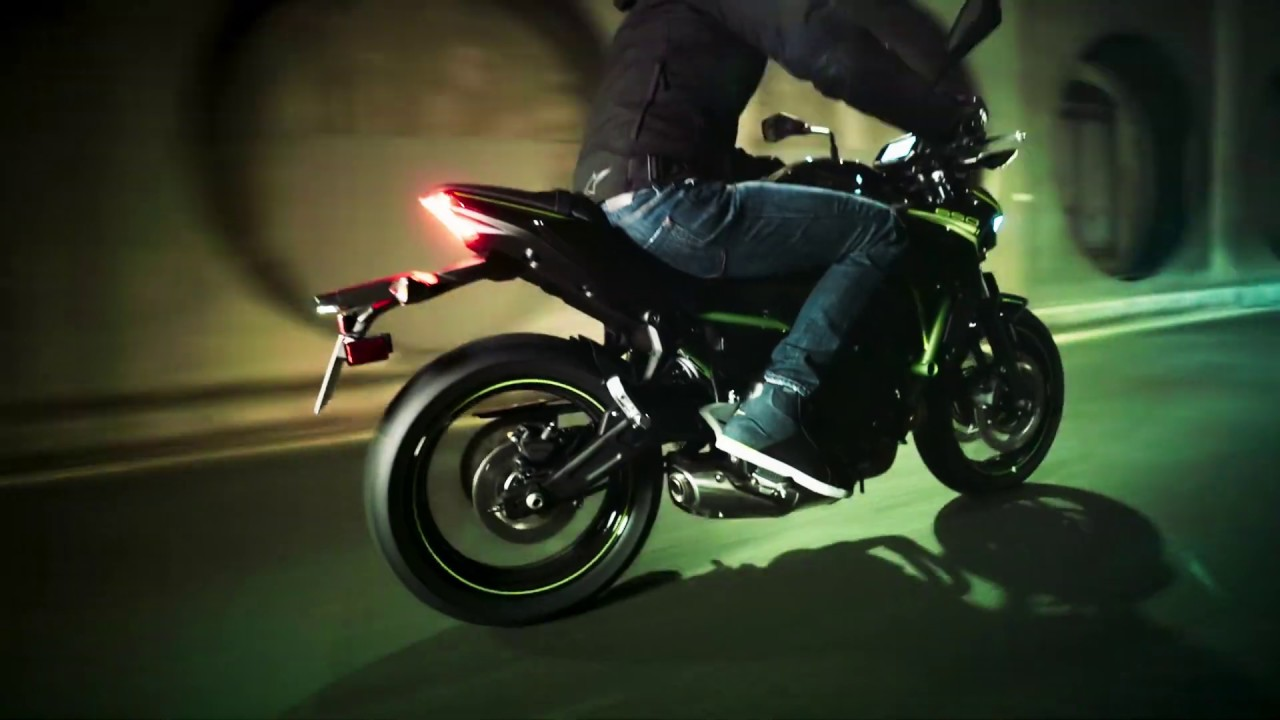 New Kawasaki Z650 - MY20 Official Video