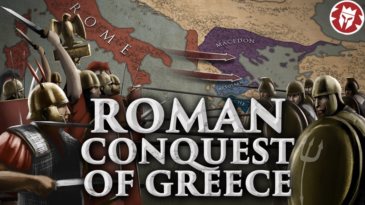Download How Rome Conquered Greece - Roman History DOCUMENTARY