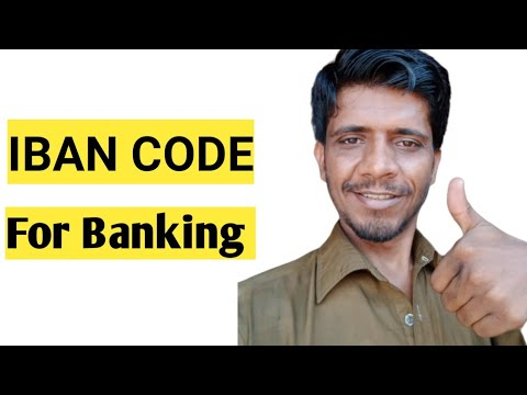 How To Find IBAN Banking Code || IBAN Banking Code Generator