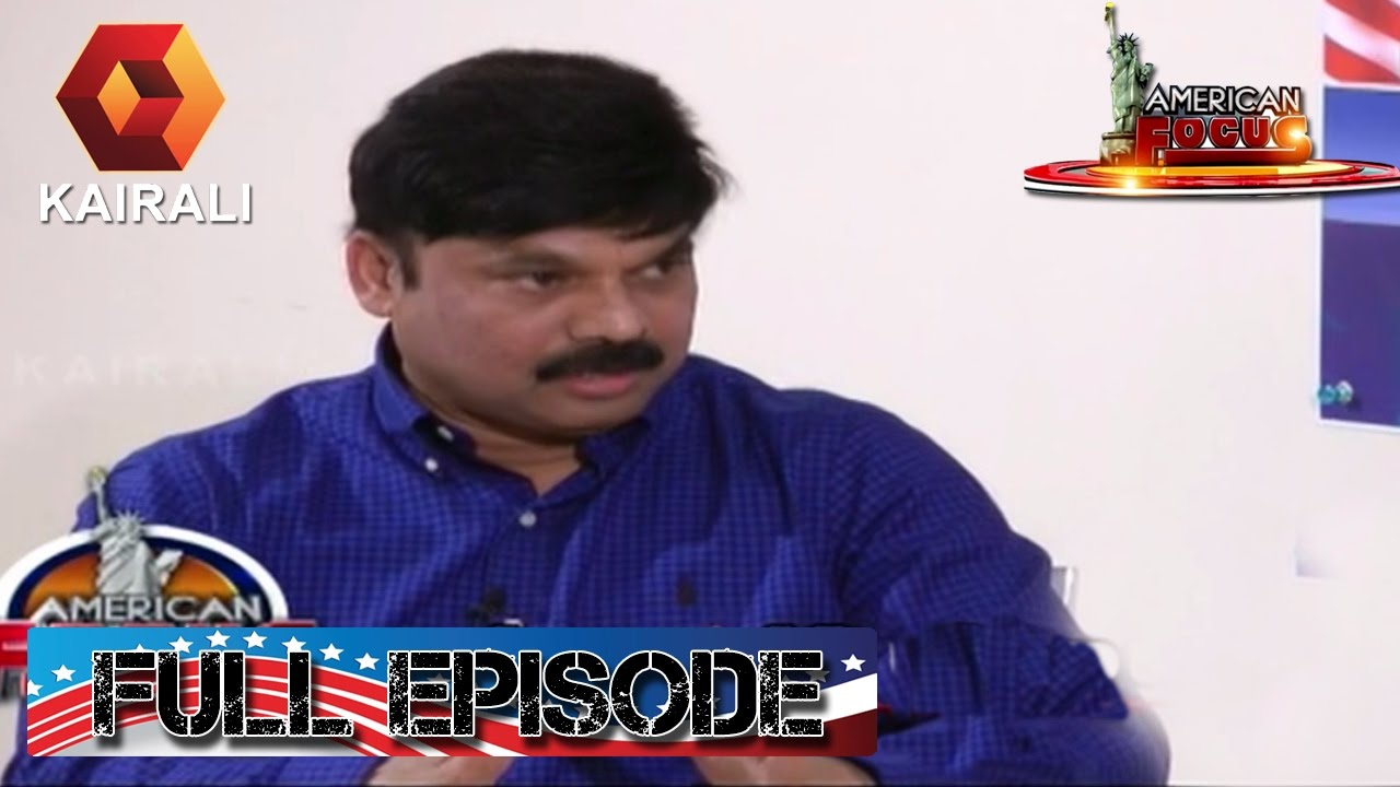 American Focus   4th December 2016   Full Episode
