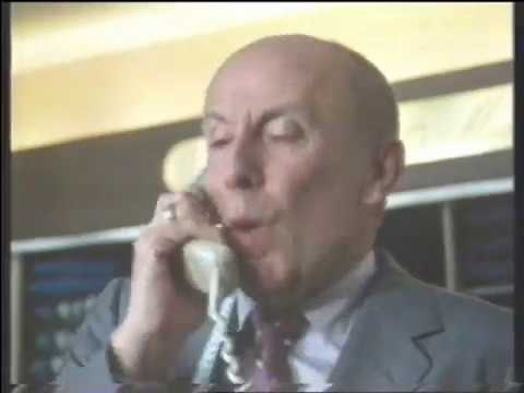 British Telecom (B.T) - It's You We Answer To - Advert (1988)